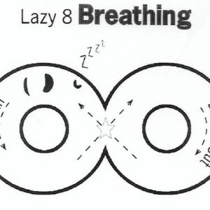 Respiración profunda Lazy 8 Breathing