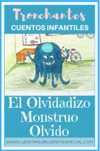 Cuentos Infantiles Monstruo Olvido