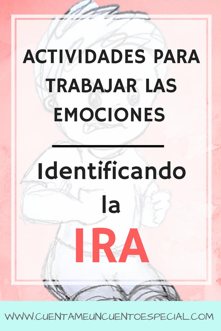 IDENTIFICAR LA IRA ACTIVIDADES