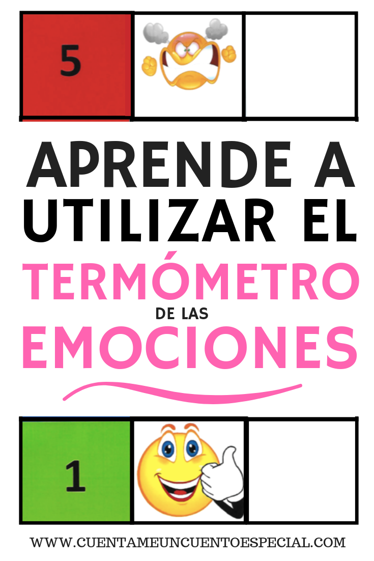 Termómetro de las Emociones 1