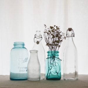 Jars for Sensory Bottles