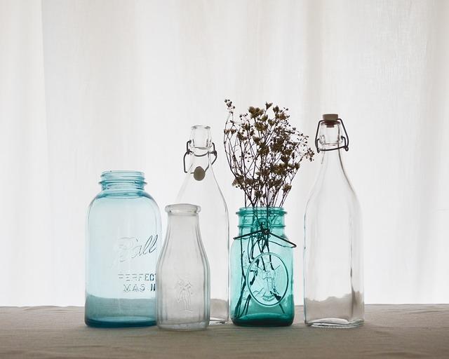 Jars for Sensory Bottles