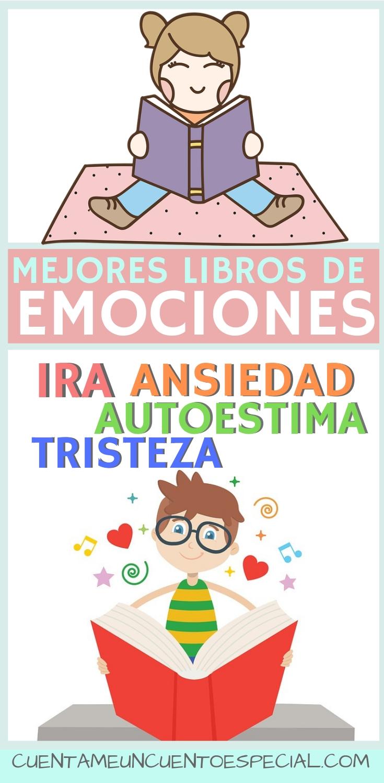 Mejores libros de Emociones_Ira Ansiedad Tristeza Autoestima