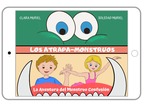 Version Ebook La Aventura del Monstruo Confusion_Los Atrapa Monstruos